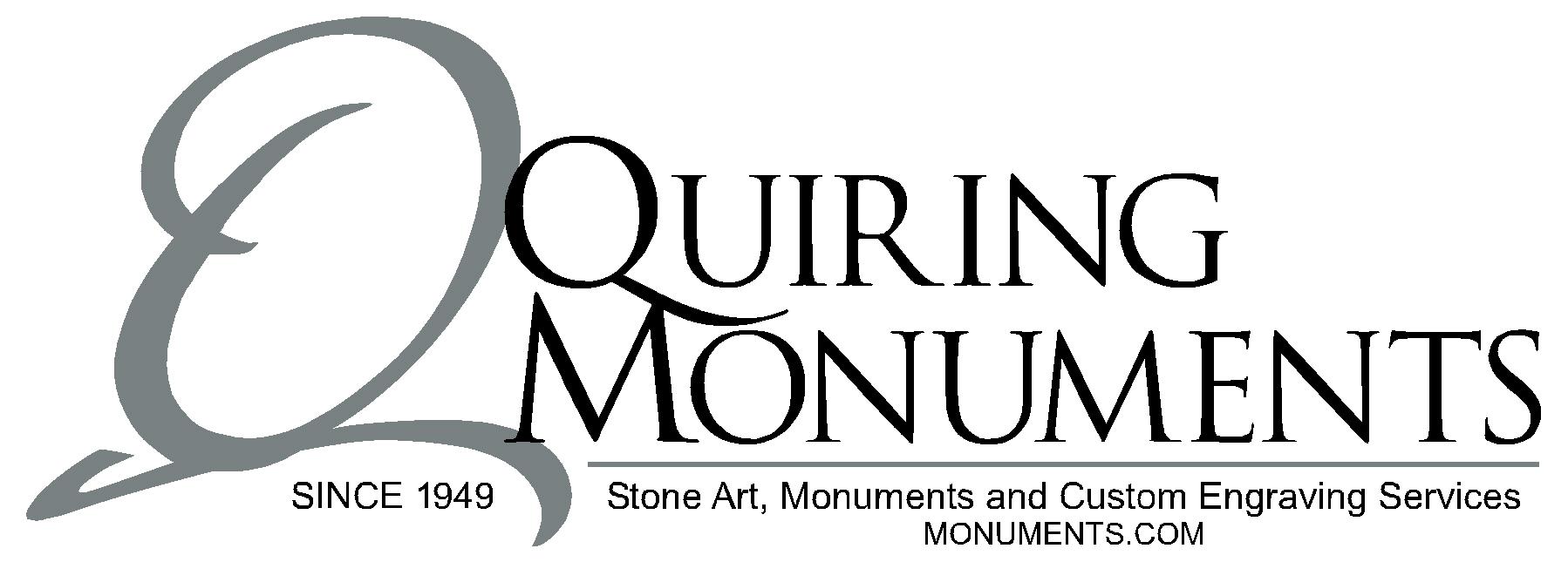 Quiring Monuments, Inc. Logo